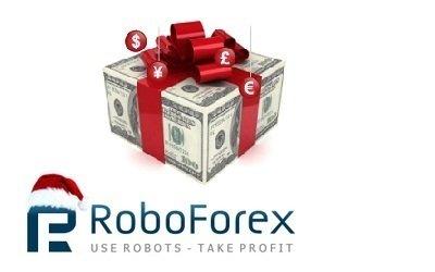 У RoboForex можно получить «Зимние бонусы»
