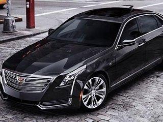 Комплектации и цены Cadillac CT6