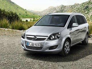 Ремонт Opel Zafira у официального дилера