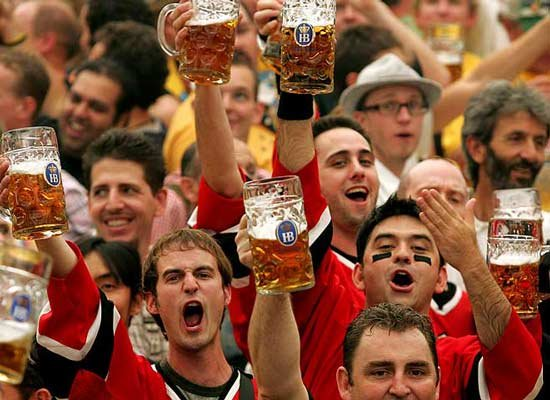 ЧМ по футболу поможет пивоварам