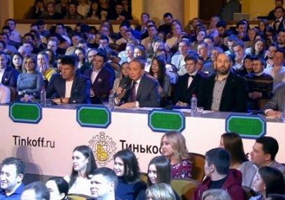 «Тинькофф банк» будет спонсировать КВН вместо «ФК Открытие»