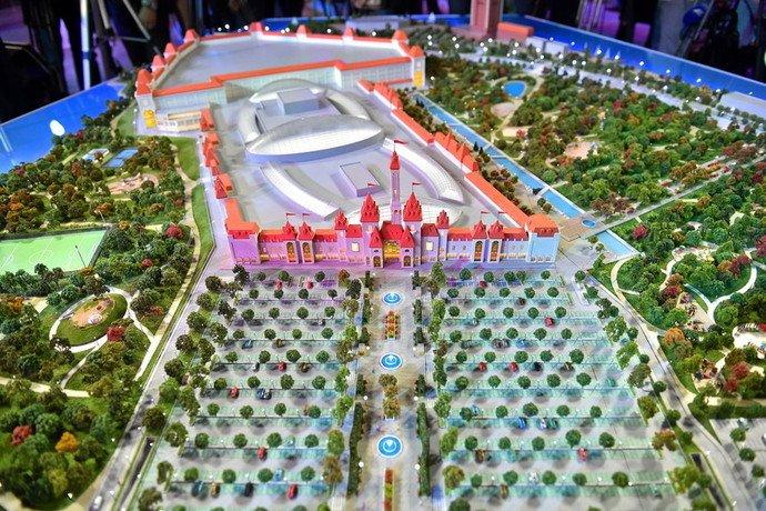 ВТБ выделит 37 млрд. руб. настроительство парка развлечений встолице
