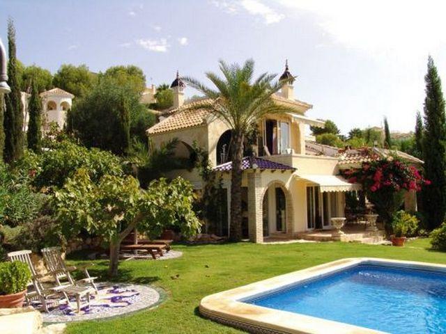 Вилла на побережье испании купить недорого