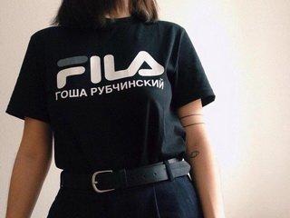 Стильные и модные товары с принтами Гоша Рубчинский