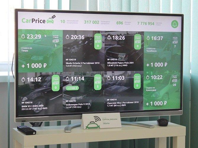 «CarPrice» предоставит доступ гражданам к своим аукционам