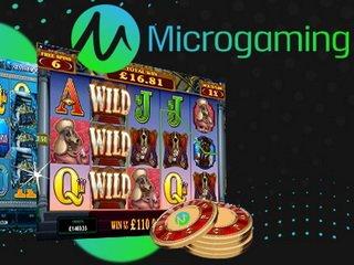 Лучшие онлайн игры от Microgaming в казино vulkanstavka