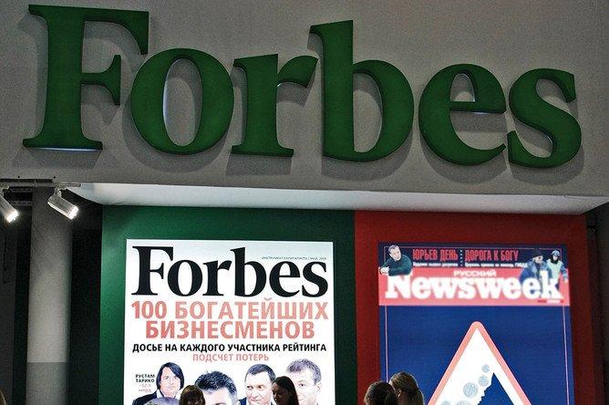 Журналистам «Forbes» стало сложнее искать «королей госзаказа»