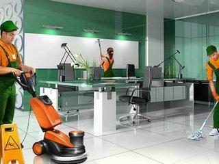 Уборка помещений от клининговой компании – выгода и чистота!