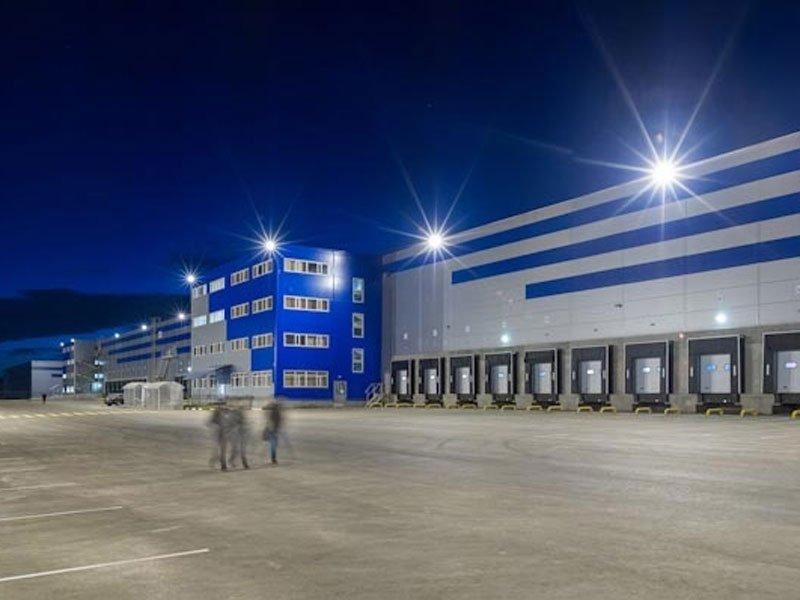 «СИА групп» намерена разместить склад в Шереметьево