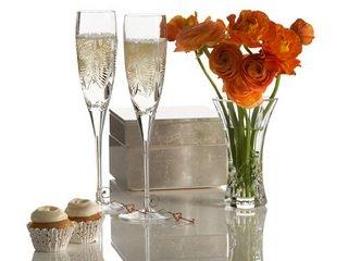 Бокалы для шампанского на свадьбу