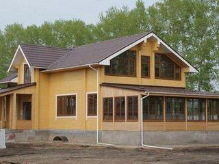 Преимущества строительства дома по канадской технологии из СИП-панелей