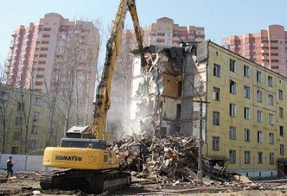 До конца года в Москве будет возведено 2 млн кв. м. жилой недвижимости для участников реновации