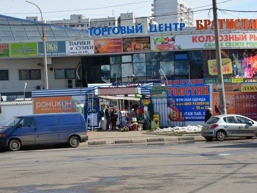 «Синдика» реконструирует Братиславский рынок