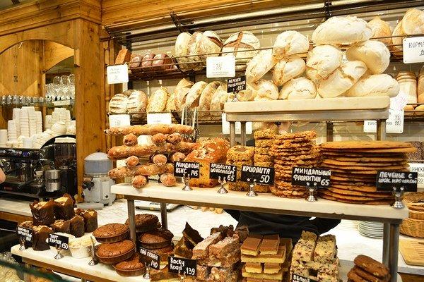 «AmRest Group» приобретет контроль над «Хлебом насущным»