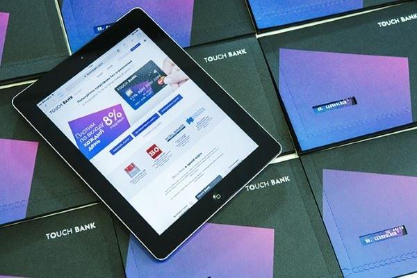 «Touch Bank» продолжает терпеть убытки