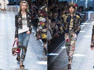 Синие, белые или черные - джинсы какого цвета будут носить?