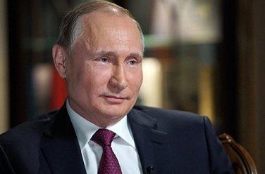 Путин объяснил, почему Вашингтон ввел санкции