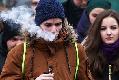Вейперы будут отделены от традиционных курильщиков