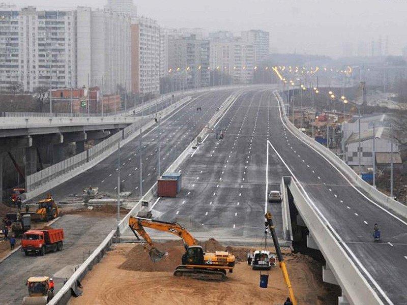 Строительство Северо-Восточной хорды профинансируют из бюджета