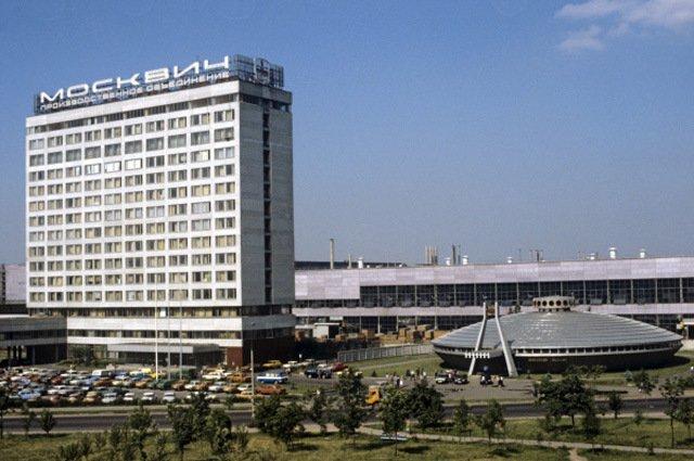 «MR Group» выстроит жилье на месте завода «Москвич»