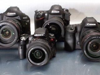 Зеркальный фотоаппарат – фотооборудование нового поколения