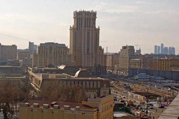 «AFI Development» может стать партнером «БТА-банка» по возведению «Павелецкого пассажа»