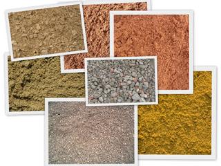 Классификация и виды строительного песка