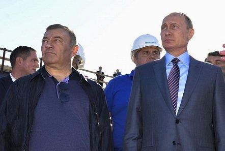 Ротенберг намерен вернуть себе контроль над компанией, которая будет содержать Крымский мост