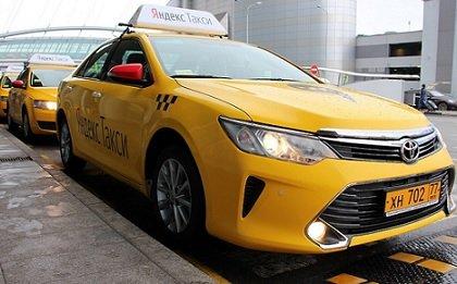 Таксисты объявили бойкот транспортным сервисам