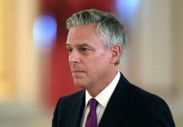 Американский посол поставил в известность МИД о подготовке новых санкций