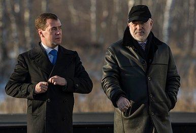 Вексельберг обратился к премьер-министру из-за экономических ограничений США