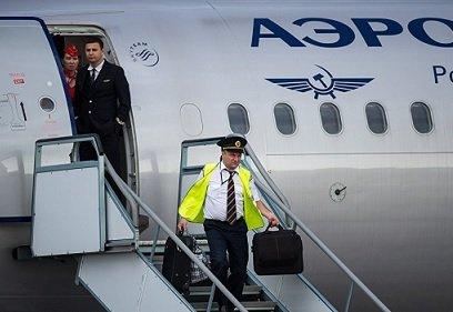 «Аэрофлот» испытывает сложности с получением виз США для персонала