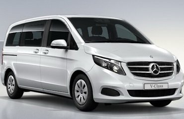 Обзор Mercedes-Benz V250 d L 4MATIC