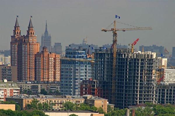 Неменее четверти всей недвижимости столицы скупили инвесторы из русских регионов