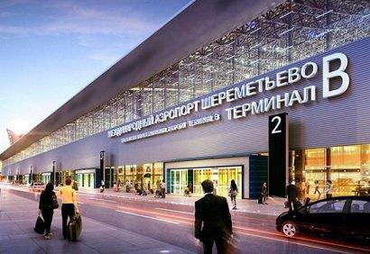 В Шереметьево начал работать новый терминал