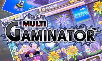 Автоматы MultiGaminator - новые слоты от легендарного производителя