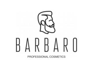 Косметика для барбершопов BARBARO
