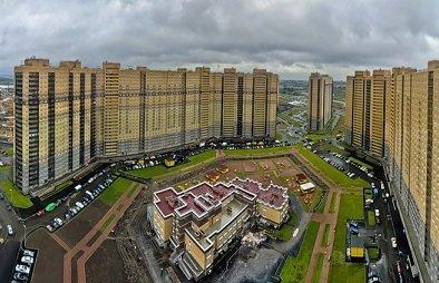 Москва впервые уступила Санкт-Петербургу по объему ввода жилья
