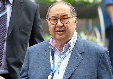 А. Усманов признан одним из самых состоятельных жителей Великобритании