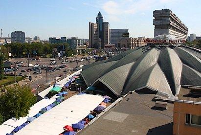 В спальных районах Москвы появятся аналоги Даниловского рынка