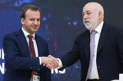 Дворкович будет руководить фондом «Сколково» вместе с Вексельбергом