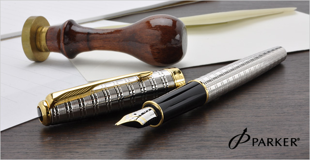 Ручки Parker никогда не перестанут быть популярными