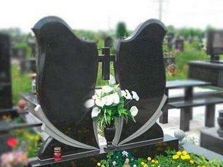 Памятники из гранита. Двойные надгробия