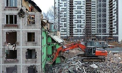 Проект закона о реновации жилья в РФ готов — Г. Хованская