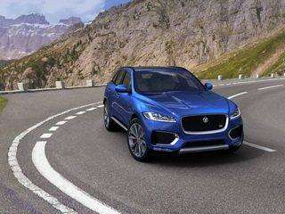 Jaguar F-Pace. Успех, грация и молодость