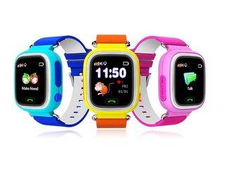 Детские умные часы baby smart watch