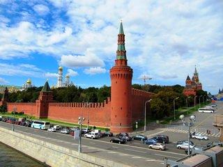 Интересные достопримечательности московского Кремля