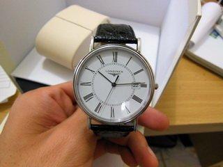 Мужские часы Longines – Швейцария на страже точности