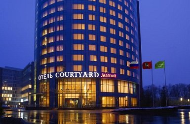 «Система» нашла покупателя на Marriott Courtyard