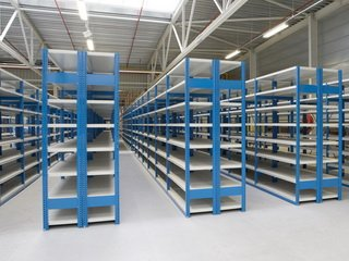 Рациональное использование складского помещения